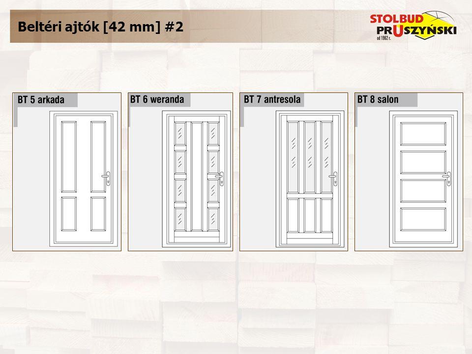 Beltéri ajtók [42 mm] #2